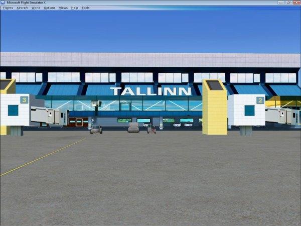 Tallinn Airport Fsx - Year of Clean Water
