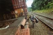 Vivir de tren en tren
