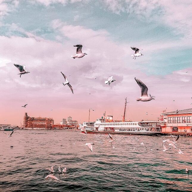 things to do in istanbul - kadikoy moda