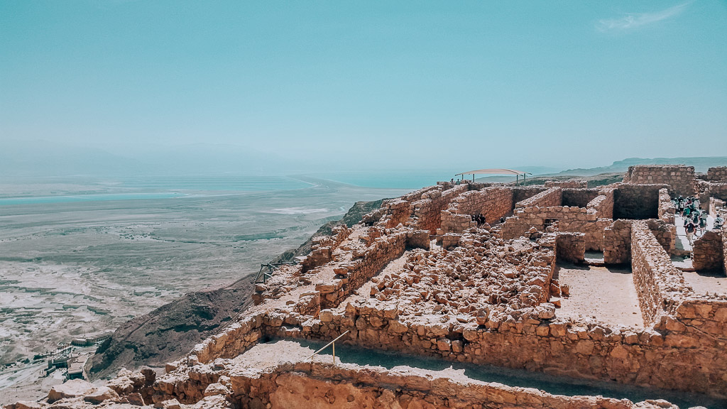 what to do in israel - masada