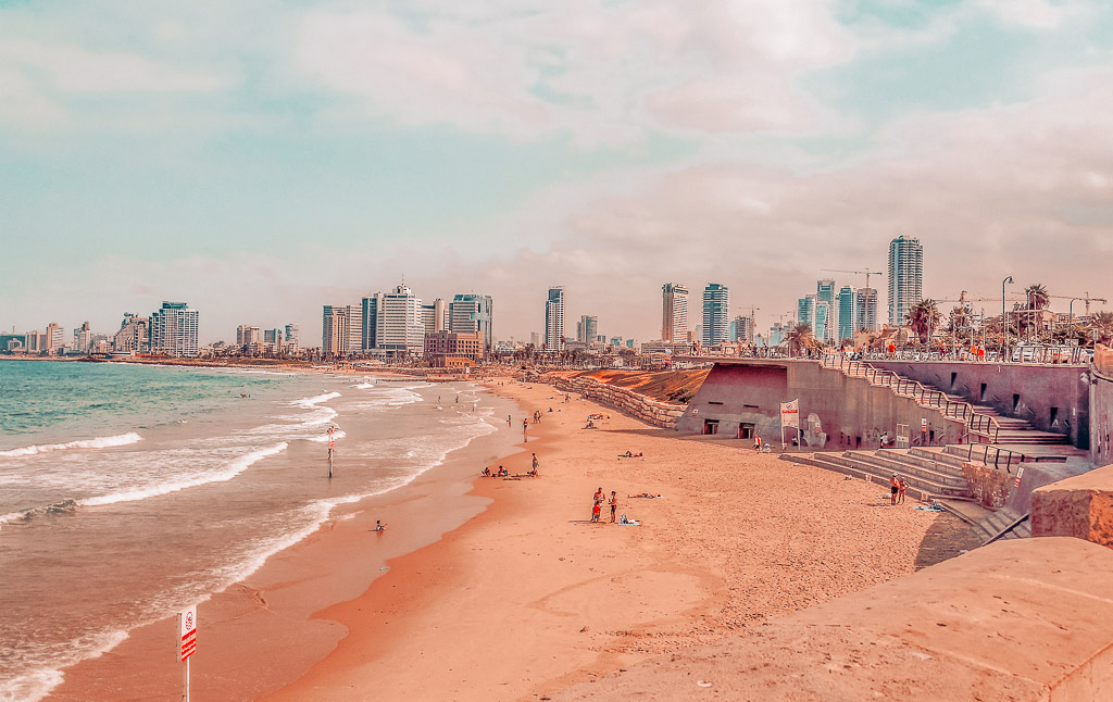 things to do in israel - tel aviv