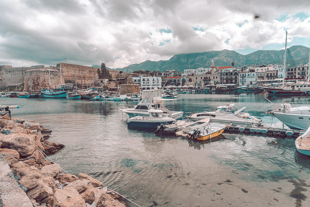 things to do in kyrenia - old harbor