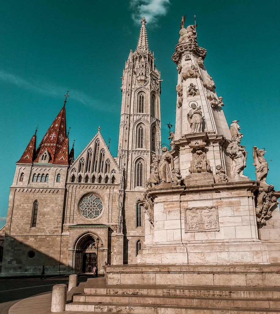 Things to do in Budapest - Matthias Church