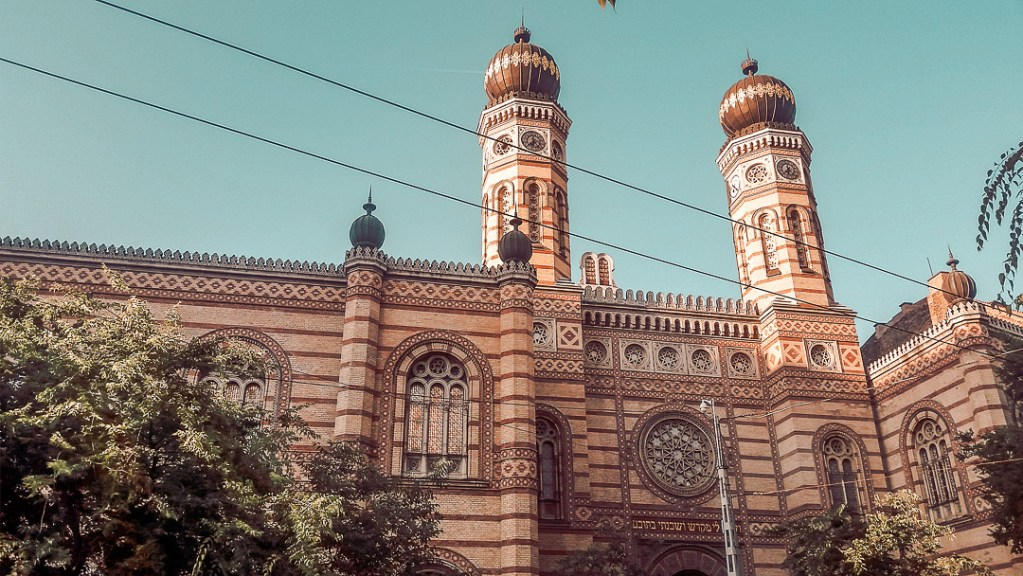 What to do in Budapest - Great Synagogue