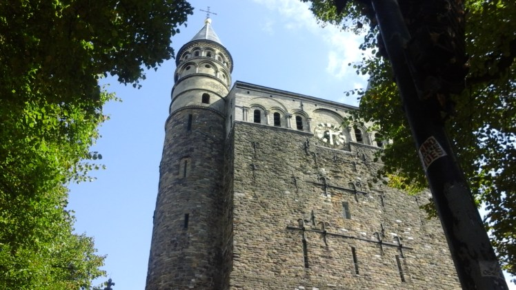 Onze Lieve Vrouw Church, Maastricht, Netherlands