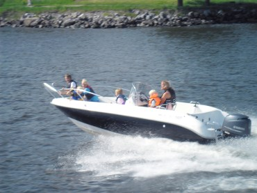 Swedish Speedboat