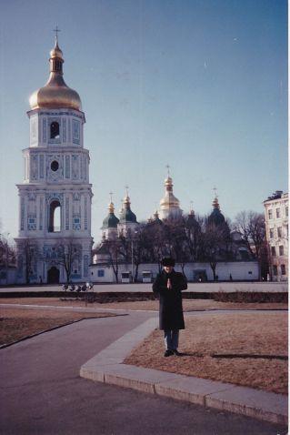 St. Sofia's Bell Tower, Kiev, 1993