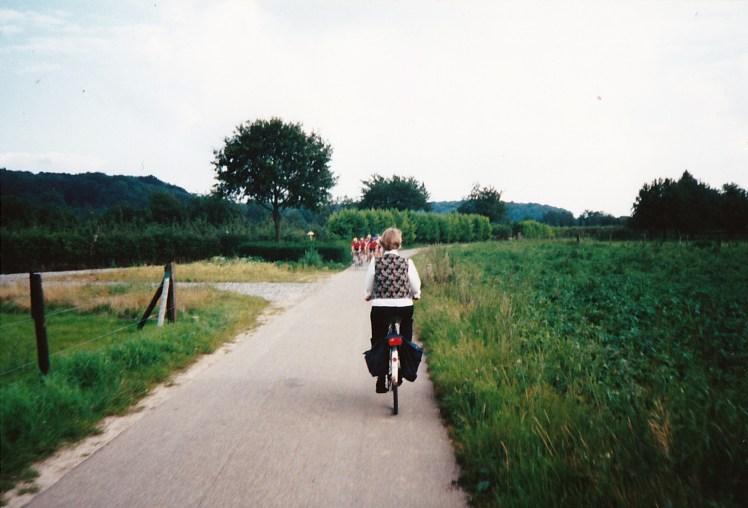 Biking Away