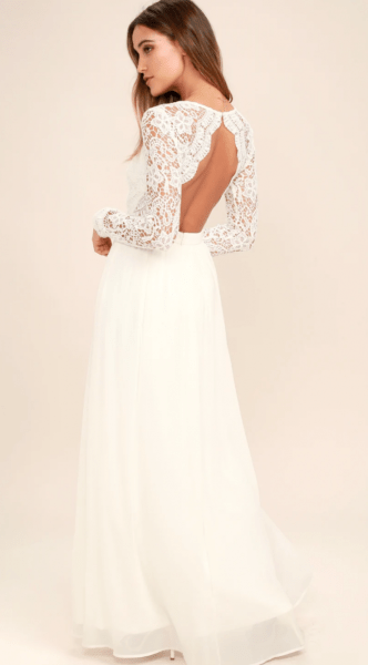 Boho Wedding Dresses Under 100 April 2019 Edition Fly By Night