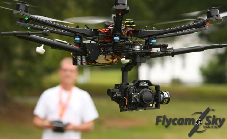 Dịch vụ quay phim bằng flycam uy tín ở Tphcm