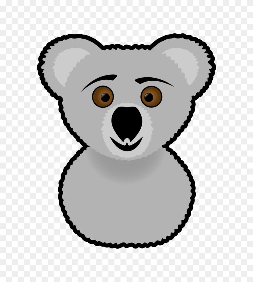 hight resolution of koala clipart black and white