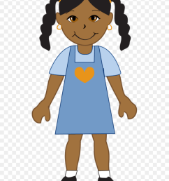african american girl clipart of winging african animals clipart [ 840 x 1084 Pixel ]