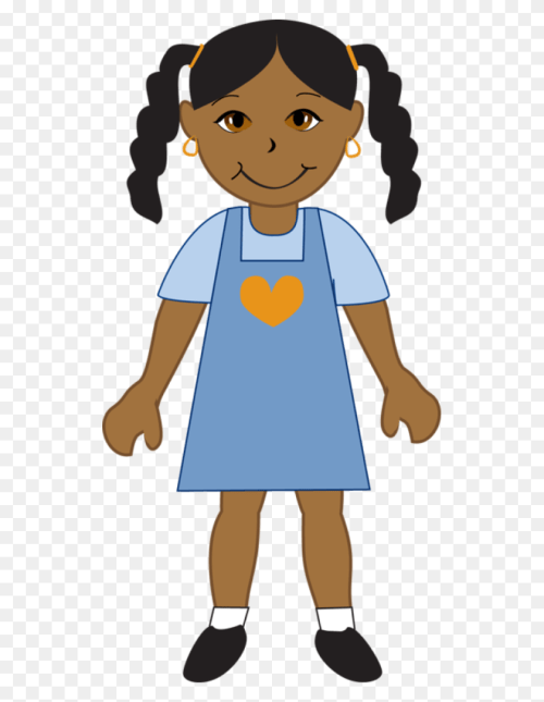 small resolution of african american girl clipart of winging african animals clipart