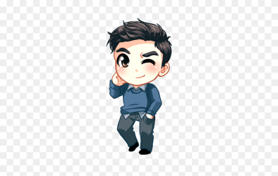 Anime Boy Chibi Png Png Image Anime Boy PNG Stunning free transparent png clipart images free download