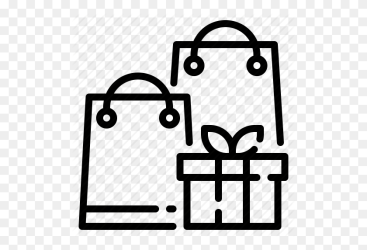 Bag Gift Shop Shopping Icon Gift Icon PNG Stunning free transparent png clipart images free download
