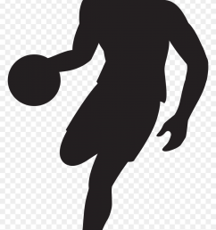 basketball player silhouette clip art gallery football player clipart free [ 840 x 1468 Pixel ]