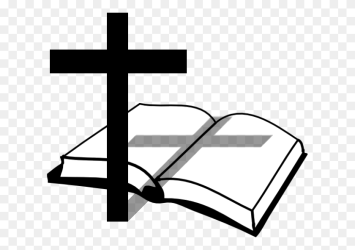 Bible Christian Cross Church Clip Art Church Clipart Black And White Stunning free transparent png clipart images free download