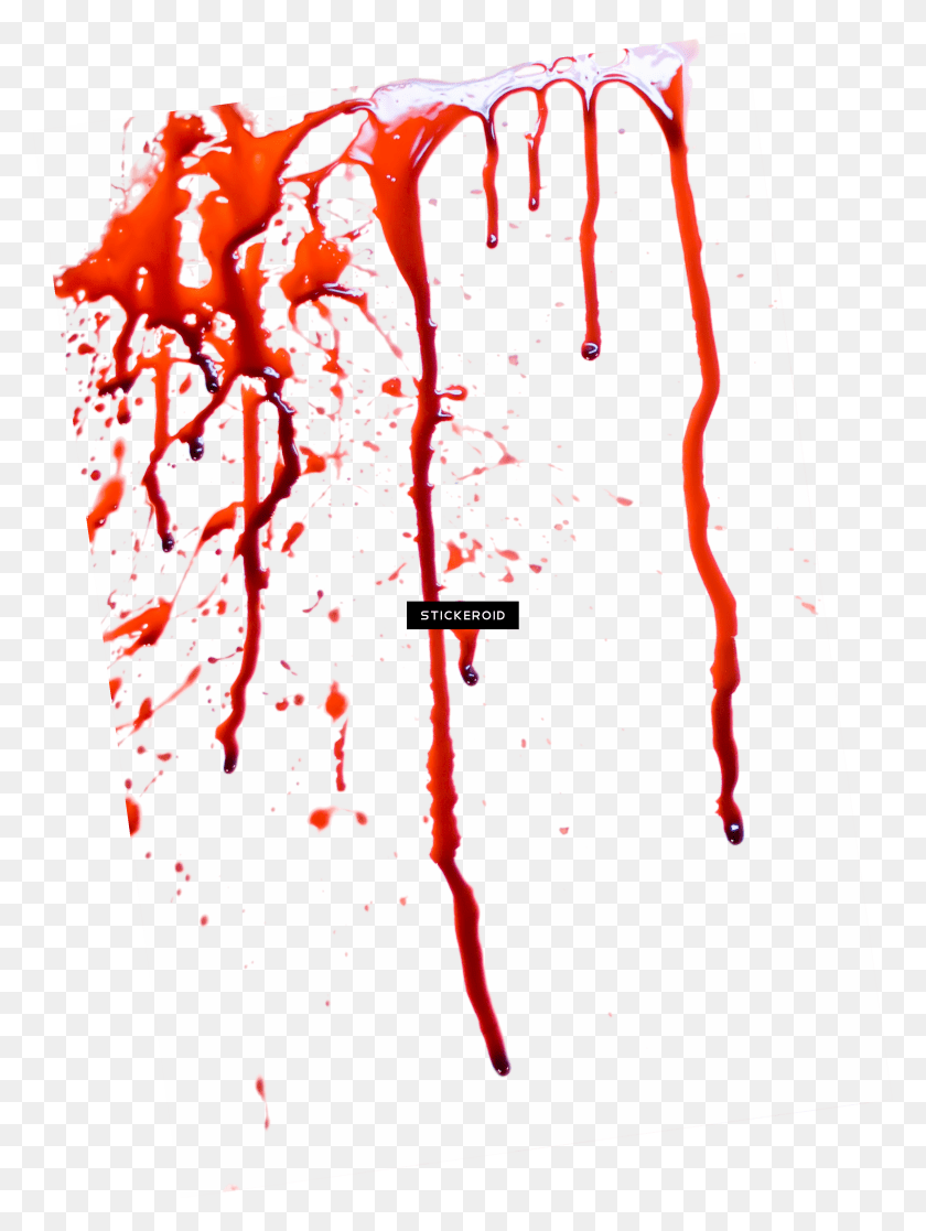 hight resolution of blood blood border png