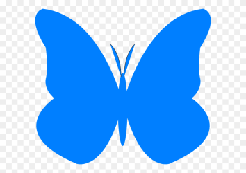 Blue Butterfly Clip Art Transparent Butterfly Clipart Stunning free transparent png clipart images free download