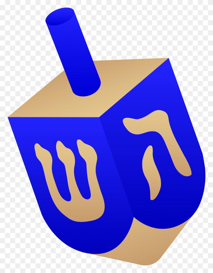 medium resolution of blue wooden dreidel temple shalom of northwest arkansas arkansas clipart