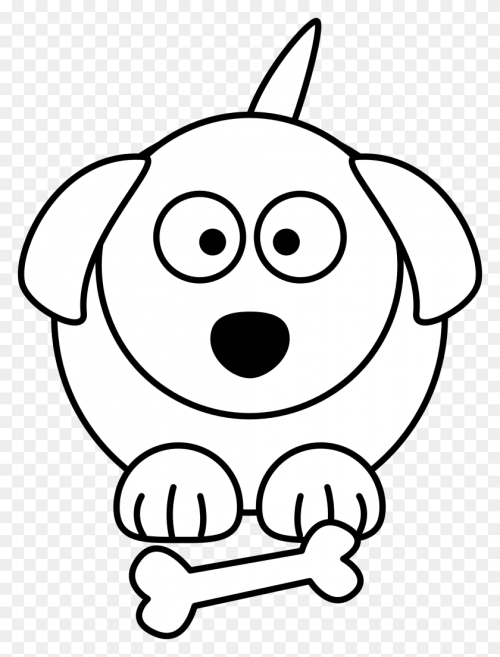small resolution of 1969x2640 boxer dog easy line art coloring cute puppy clipart