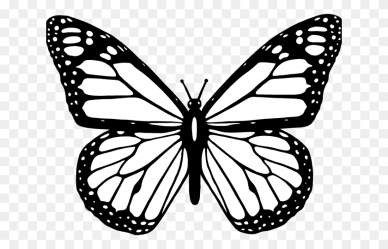 Butterfly Clipart Easy Simple Butterfly Clipart Stunning free transparent png clipart images free download