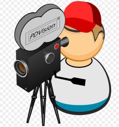 camera man vector clipart image camera clip art free [ 840 x 991 Pixel ]