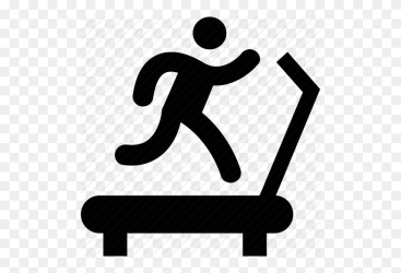 Cardio Workout Exercise Gym Treadmill Workout Icon Fitness Icon PNG Stunning free transparent png clipart images free download