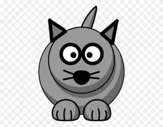 Cartoon Cat Clip Art Cat Bed Clipart Stunning free transparent png clipart images free download
