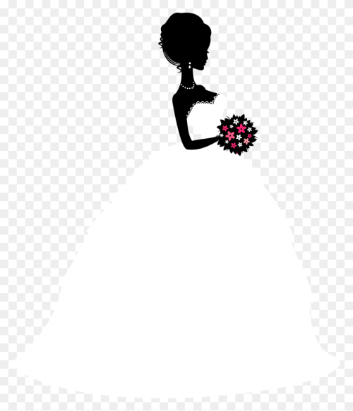 small resolution of casamento images graphics wedding bridal and bride bride silhouette clipart