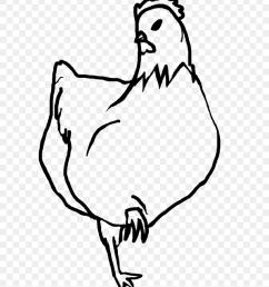 chicken line art chicken clipart black and white [ 840 x 1028 Pixel ]