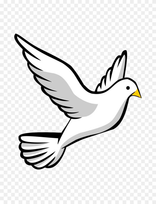 small resolution of christian clip art graphic descending dove solid white dove alzheimers clipart
