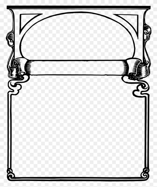 small resolution of clipart scroll frame clipart