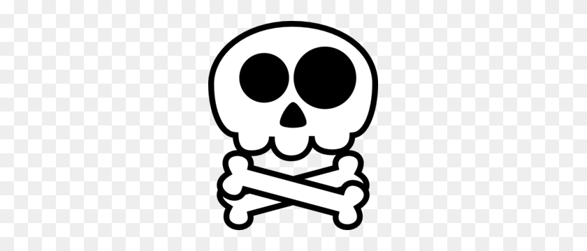 Cute Skull And Crossbones Clip Art Skull And Crossbones Clip Art Stunning Free Transparent Png Clipart Images Free Download