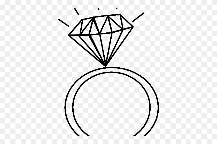 diamond ring clipart diamond