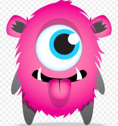 dojo monster cliparts free download clip art monster clipart [ 840 x 999 Pixel ]