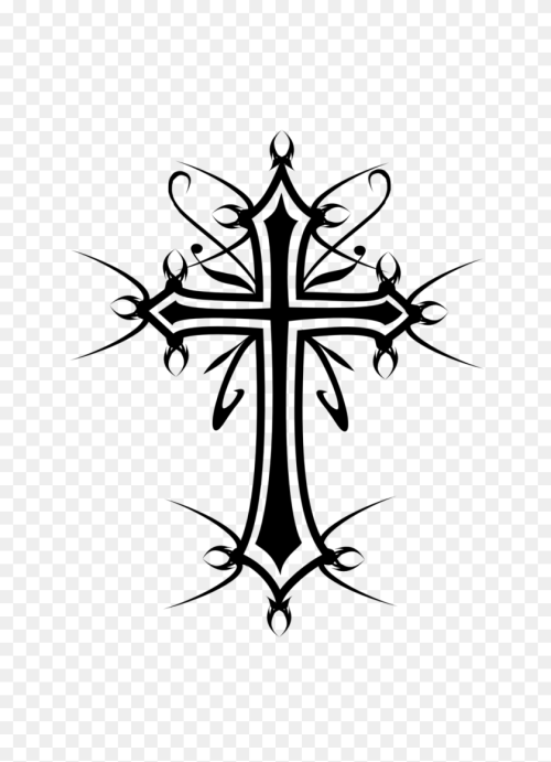 small resolution of drawn cross black and white crucifix clipart black and white