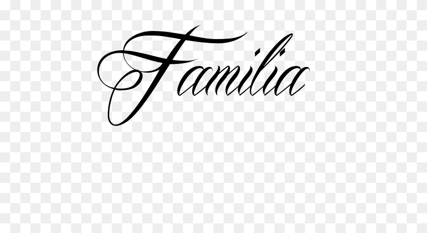 Familia Tattoo Ideas