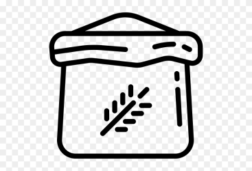 Flour Flour Food Icon With Png And Vector Format For Free Flour Clipart Black And White Stunning free transparent png clipart images free download