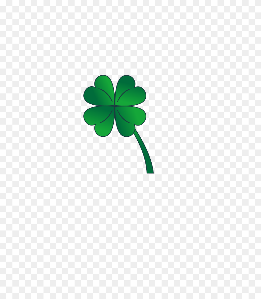 hight resolution of free leaf clover clip art pictures shamrock border clipart