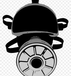 gas mask clipart big hockey mask clipart [ 840 x 1042 Pixel ]