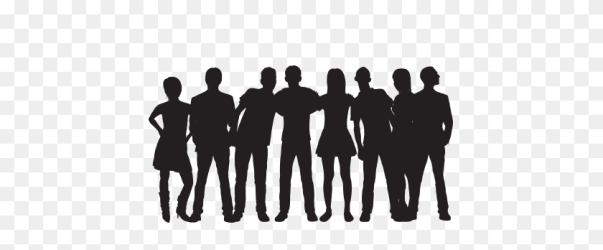Group Of People Silhouette Png Loadtve People Silhouette PNG Stunning free transparent png clipart images free download