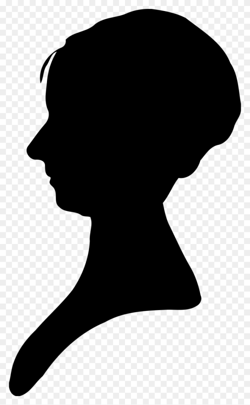 small resolution of head silhouette person clipart free buffalo head clipart