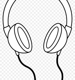 headphone images clip art clipart collection heaven clipart black and white [ 840 x 1348 Pixel ]