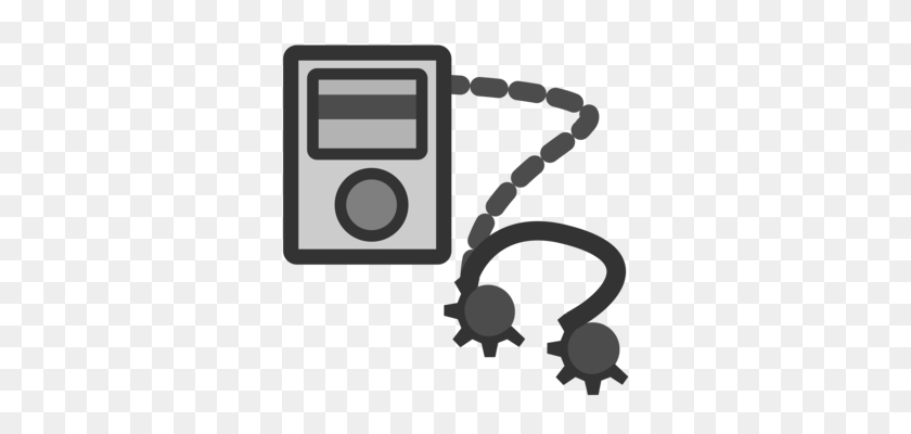 Ipod Outline - Ipod Clipart