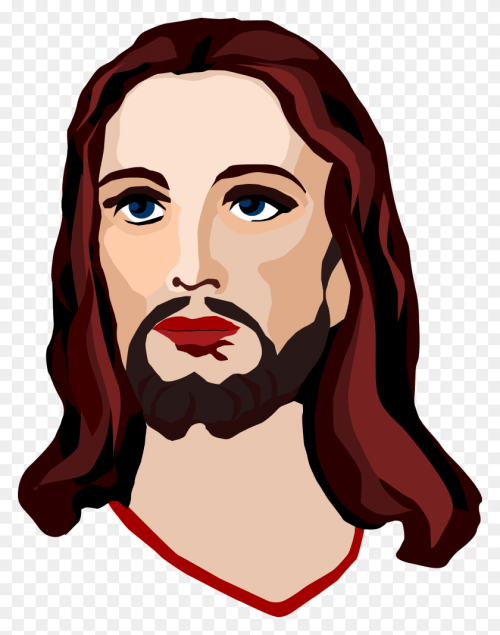 small resolution of jesus clip art black and white free clipart images free clipart of jesus