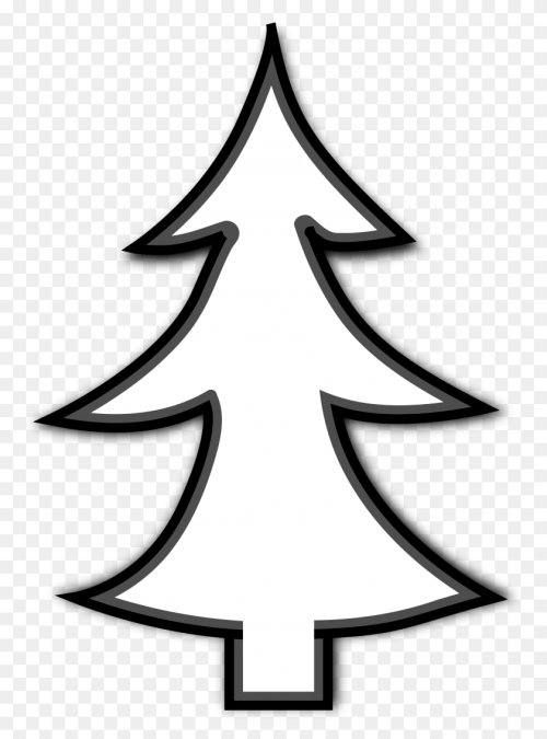 small resolution of 3333x4591 line of pine tree clipart clip art images christmas silhouette clip art