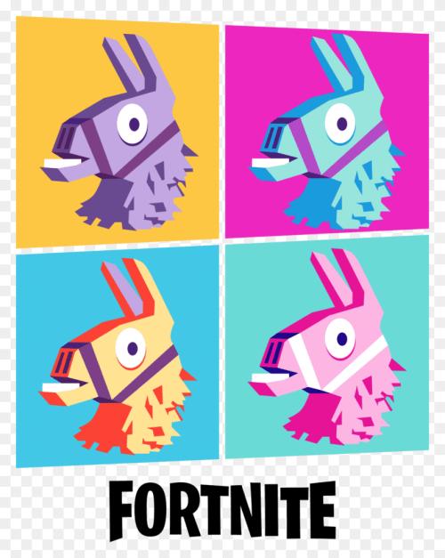 small resolution of llammas fortnite players fortnite llama clipart