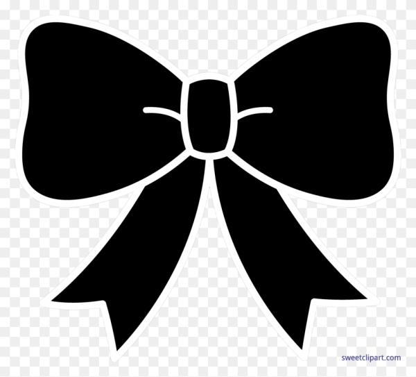 hair bow clipart free