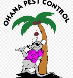 ohana pest control pest control clipart [ 840 x 1038 Pixel ]